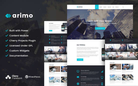 62109 big 550x342 - Top 10 WordPress Themes for IT Companies 2018