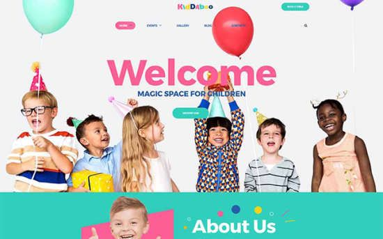 64547 big 550x343 - 10 Newest WordPress Themes For Entertainment and Leisure Websites