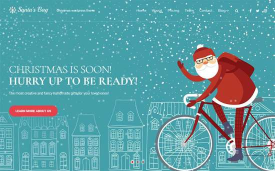 66026 big 550x342 - Christmas Holidays Are Coming: Get a Bunch of Design Resources to Decorate Your Website