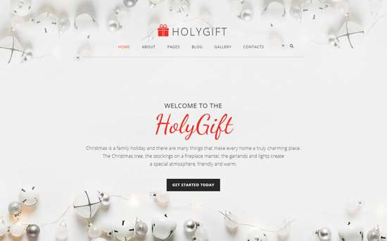 66178 big 550x342 - Christmas Holidays Are Coming: Get a Bunch of Design Resources to Decorate Your Website