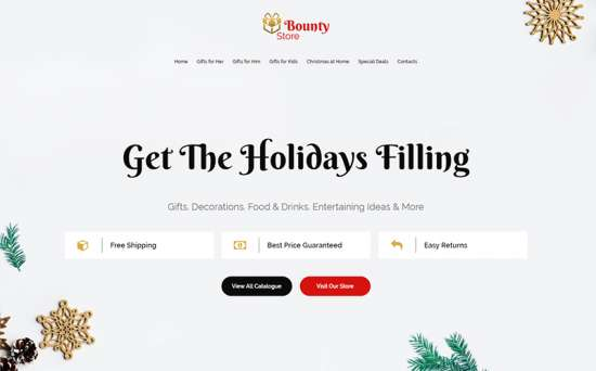73648 big 550x342 - Christmas Holidays Are Coming: Get a Bunch of Design Resources to Decorate Your Website