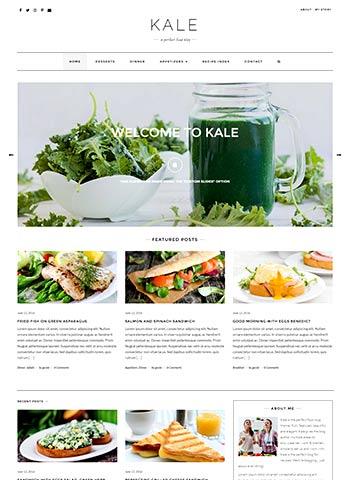 kale pro 1 - LyraThemes WordPress Themes