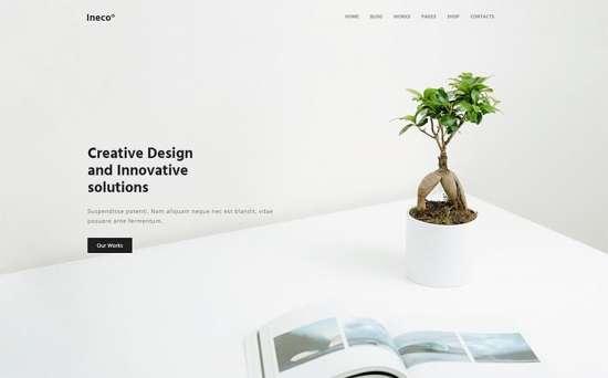 68323 big 550x342 - 10 Modern WordPress Themes with Revolution Slider to Present the Most Popular Topics