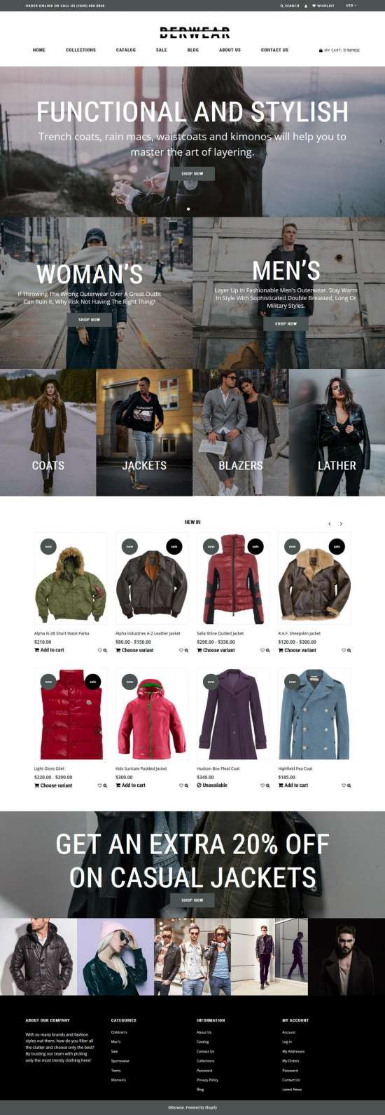 berwear shopify theme 01 550x1590 - Berwear Shopify Theme