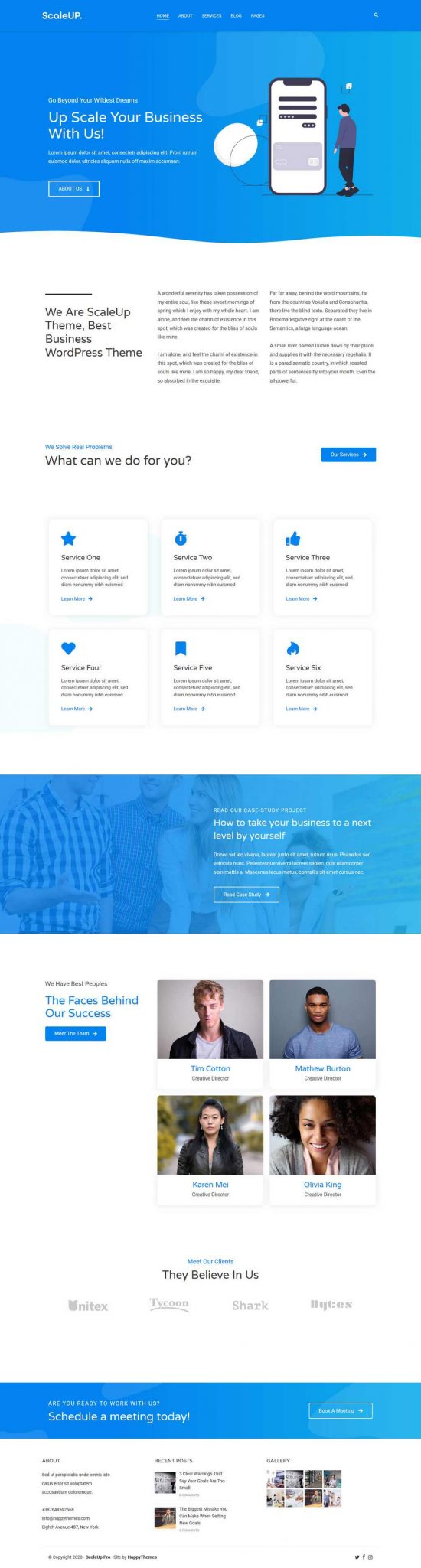 scaleup pro wordpress themes 01 550x2049 - Scaleup Wordpress Theme