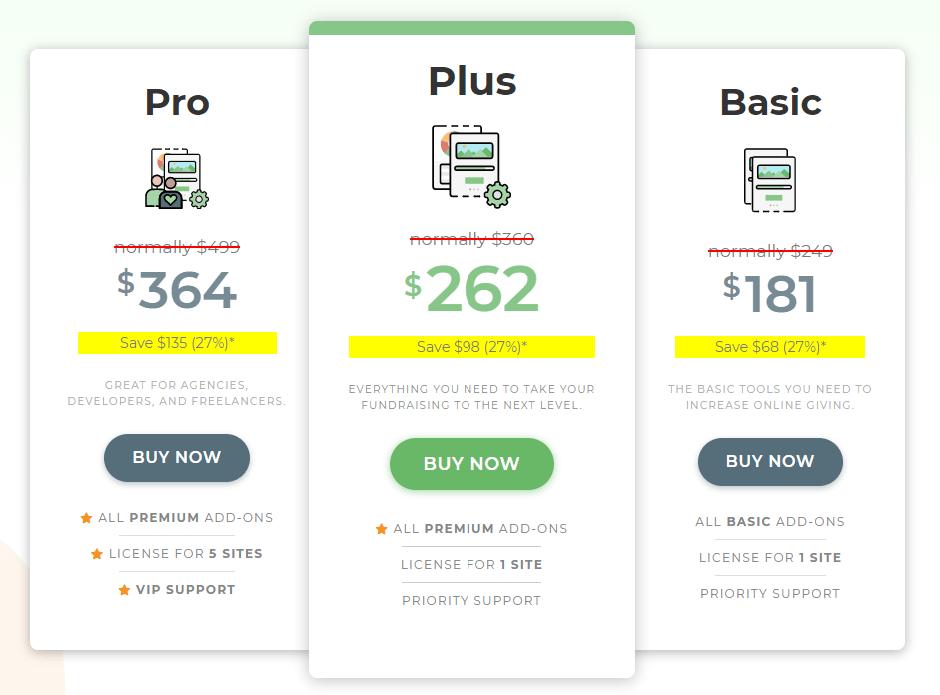 givewp plugin 27 discount july 2020 01 - GiveWP Plugin 27% Discount (July 2020)