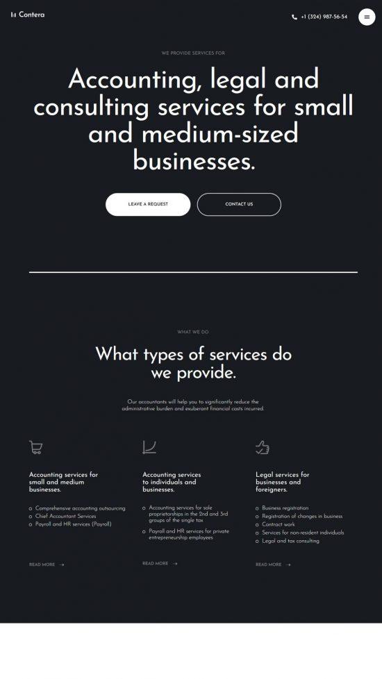 contera premium wordpress theme 01 550x978 - Contera Premium WordPress Theme