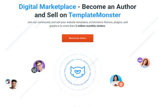image3 550x371 - TemplateMonster Digital Marketplace: An Incredible Land for Buyers and Sellers of Digital Items