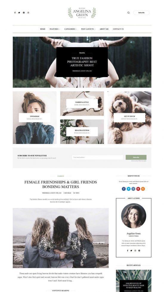 ornamental premium wordpress theme 01 550x978 - Ornamental Premium WordPress Theme