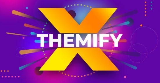 themifyx anniversary mega sale 01 550x286 - ThemifyX Anniversary Mega Sale
